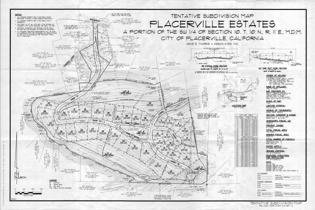 Placerville California Map.City Of Placerville California Public Notices